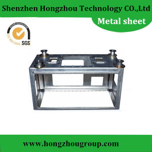 Precision Sheet Metal Fabrication with Laser Cutting, Bending, Welding pictures & photos