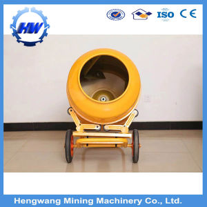 Good Quality 140L 160L 200L Small Cement Concrete Mixer Machine pictures & photos