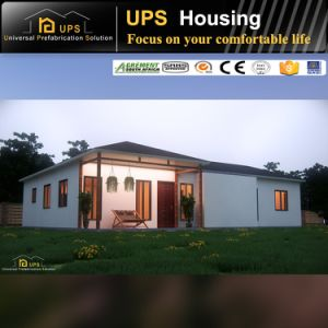 Somalia Low Price Fast Assembling Well-Designed Prefabricated House pictures & photos