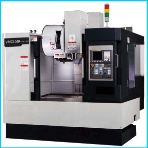 Chinese Vmc1000 Vertical Machining Center