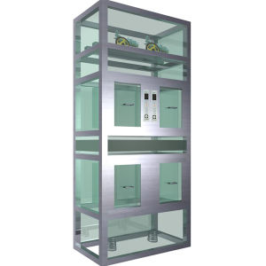 Speed 0.4m/S Small Dumbwaiter Elevator pictures & photos