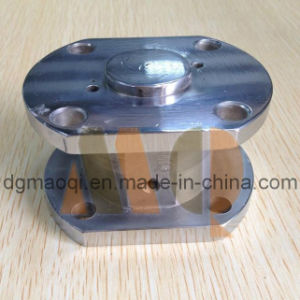 Automatic Lathe Part of High Precision Plastic Mold Parts (MQ141) pictures & photos