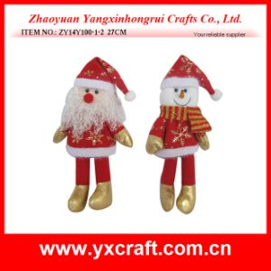 Christmas Decoration (ZY14Y100-1-2) Christmas Day Craft Supply pictures & photos