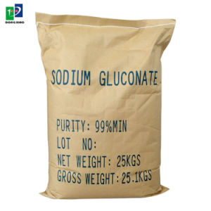 98% Min Steel Surface Cleaning Agent Sodium Gluconate