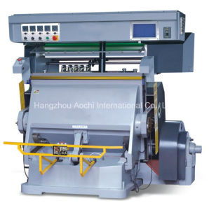 Program Control Foil Stamping Machine (TYMX-1300) pictures & photos