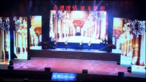 P15.625 LED Curtain Screen LED TV Video Wall