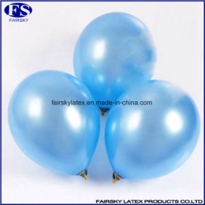 Manufacturer Direct Price 12 Inch Metallic Balloons on Sale
