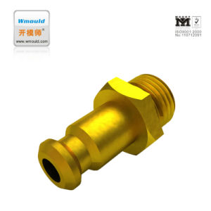 Injection Molding Cooling Elements Series Quick Release Connector Plugs pictures & photos