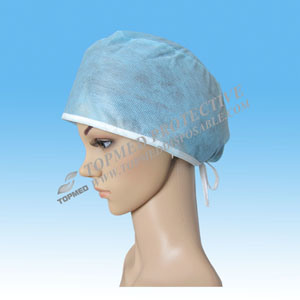 Nonwoven Surgical Cap /Doctor Cap, Medical Hats pictures & photos
