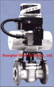 Inverted Lubricated High Pressure Plug Valve pictures & photos