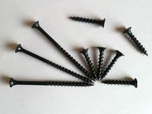 Hot Sale Drywall Screws with Good Quality, Black Surface Treatment pictures & photos