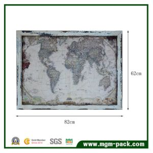 Wholesale Map Picture Frame Printing Painting pictures & photos