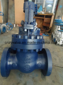High Pressure 600class Gate Valve pictures & photos