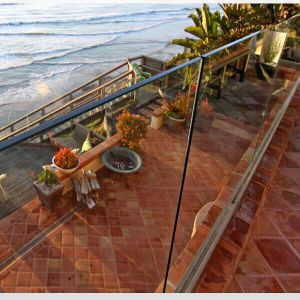 as-Nzs2208 Certificated Laminated Glass Balustrade pictures & photos