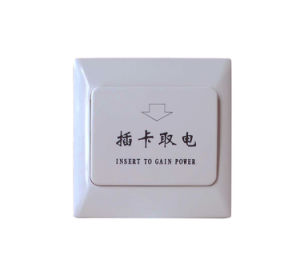 Hotel Card Key Switch with Good Quality
