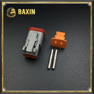 Deutsch Dt Series Dt04-2p Dt06-2s Automotive Waterproof Connector