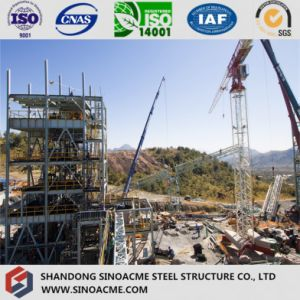 Heavy Steel Structure Plant with Conveyor pictures & photos