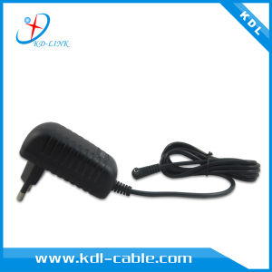 Ce & RoHS Certified! AC DC Adapter 12V 2A with EU Plug