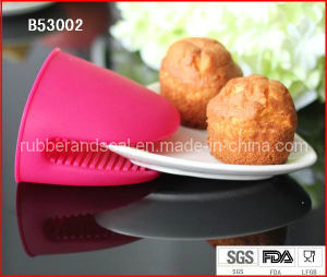 Silicone Pot Holder/Oven Mitt /Silicone Bakeware (B53002)
