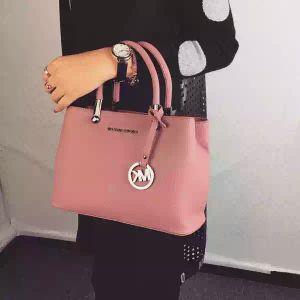 Fashion Mk Copy Leather Handbags With Top Brand Name