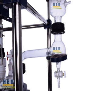 Jacketed Glass Reactor (HEB-10L) pictures & photos