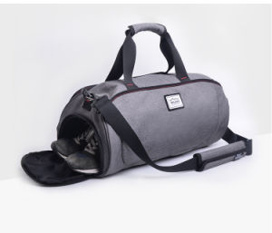 735dd364723f67 Duffel Bag Sports Gym Travel Luggage Including Shoes Compartment,  Waterproof Oxford Bags