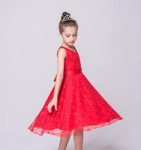 af26fad5c Kids Flower Girls Lace Dress for Wedding Party Formal Party Dresses Kids  Wear