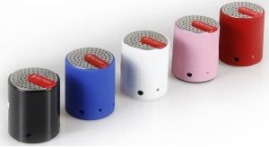 Round Portable Super Bass Mini Bluetooth Speaker (OM-S30) pictures & photos