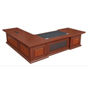 China Wooden Modern Executive Desk Office Table Design Office Desk