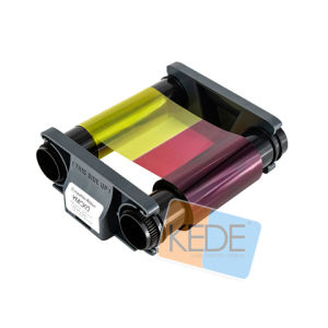 100 Prints PC Accessories Printers Ink Office Supplies NEW Badgy Color Ribbon