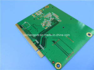 Gold Finger PCB Built on 16 Layer with Reliability Test