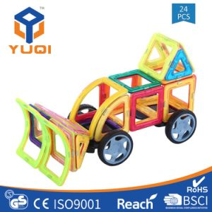 5eea238365aa4 29PCS 3D Magnet Building Tiles Educational Construction Magnetic Toy for  Kids