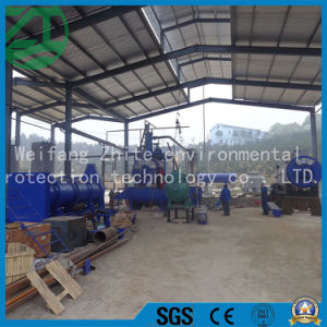 Complete Biology Fertilizer Granules Production Line pictures & photos