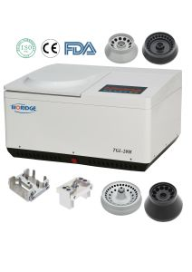 Tabletop High Speed Refrigerated Centrifuge Machine (TGL-20M)
