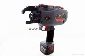 Battery Operated Automatic Rebar Tying Machine Updated Tr395 Rebar Tier pictures & photos