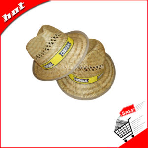 Promotion Straw Hat Fedora Straw Hat Rush Straw Hat Straw Hat pictures & photos