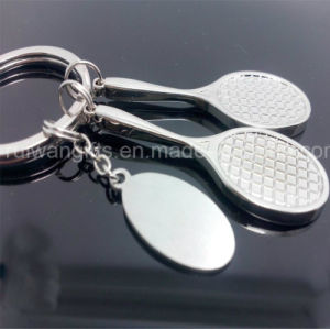 Custom Metal Keychain with Laser Logo pictures & photos