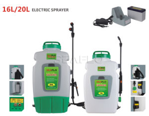 Power Sprayer Seaflo 12V 16liter Knapsack Battery Trigger Sprayer for Agriculture and Garden pictures & photos