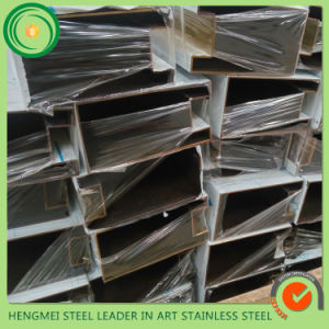 Construction Building 304 Stainless Steel Mirror Frame for Door Decoration pictures & photos