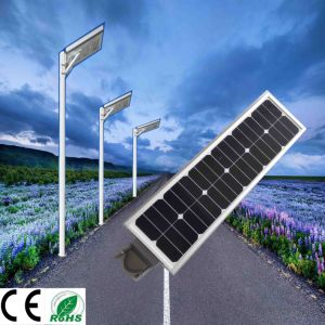 18W LED Customized Integrated/All in One Solar Street Light for Outside pictures & photos