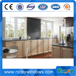 Customized UPVC/Aluminum Casement Windows Systems pictures & photos