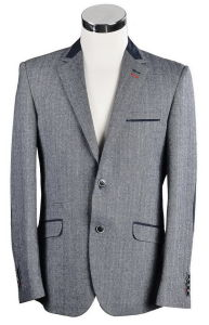 2 Button Men′s Suit