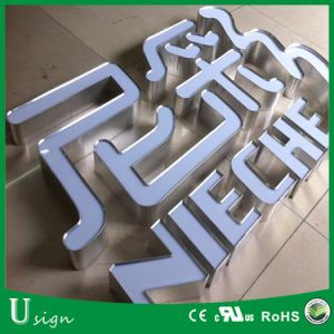 2017 Hotsale Outdoor Large Advertising LED Aluminium Channel Letter