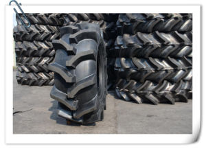 High Grip Tractor Tire Rice and Grain Combine Tyre 19.5L-24 18.4-34, 18.4-30 R2
