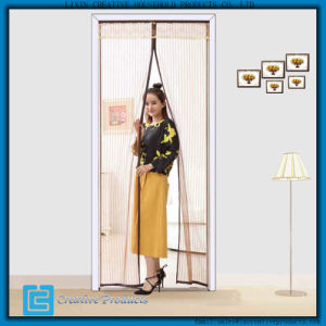 2017 Magnetic String Door Curtains Mesh Screen Doors Screen Curtain for Door  sc 1 st  Lixin Creative Household Products Co. Ltd. & China 2017 Magnetic String Door Curtains Mesh Screen Doors Screen ...