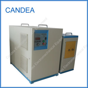 Iron Brass Melting Medium Frequency Coreless Induction Heating Furnace If-25kVA