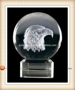 Logo Crystal Ball for Promotion Gift pictures & photos
