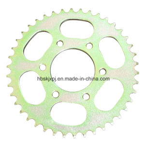 Motorcycle Rear Sprocket pictures & photos