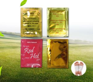 Bamboo Vinegar Detox Slimming Foot Patch Korea Detox Foot Patch