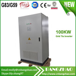 100kw Large Power Grid Tie Solar Inverter with Transformer pictures & photos